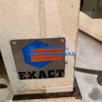 Quarto Eixo Marca Exact Machinery (taiwan) Modelo Cnt 250t Zero