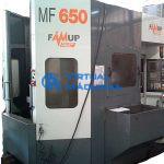 Centro De Usinagem Horiz. Famup Mf650 (xyz) 700 X 650 X 550 Mm