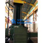 Mandrilhadora Floor Type Union Wmw Fuso 125 9000 X 3000 Mm