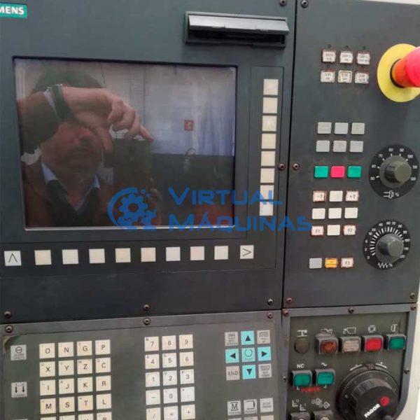 Virtual Máquinas Operatrizes CNC e Convencionais, novas e usadas. Centro de Usinagem, Fresadora CNC, Torno CNC e Equipamentos.