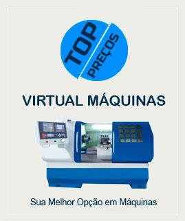 Máquinas Operatrizes CNC e Convencionais, novas e usadas.